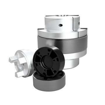 Hayes Flexible Couplings (a k a shaft couplings, jaw-type