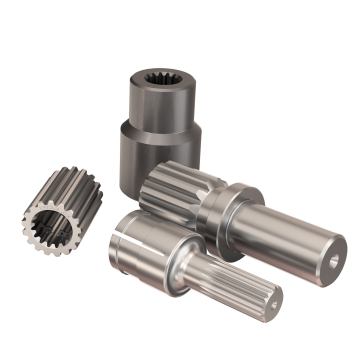 Splined Adapters | Hayes Manufacturing, Inc